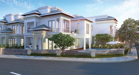 Palm residence